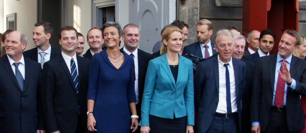 Helle Thorning